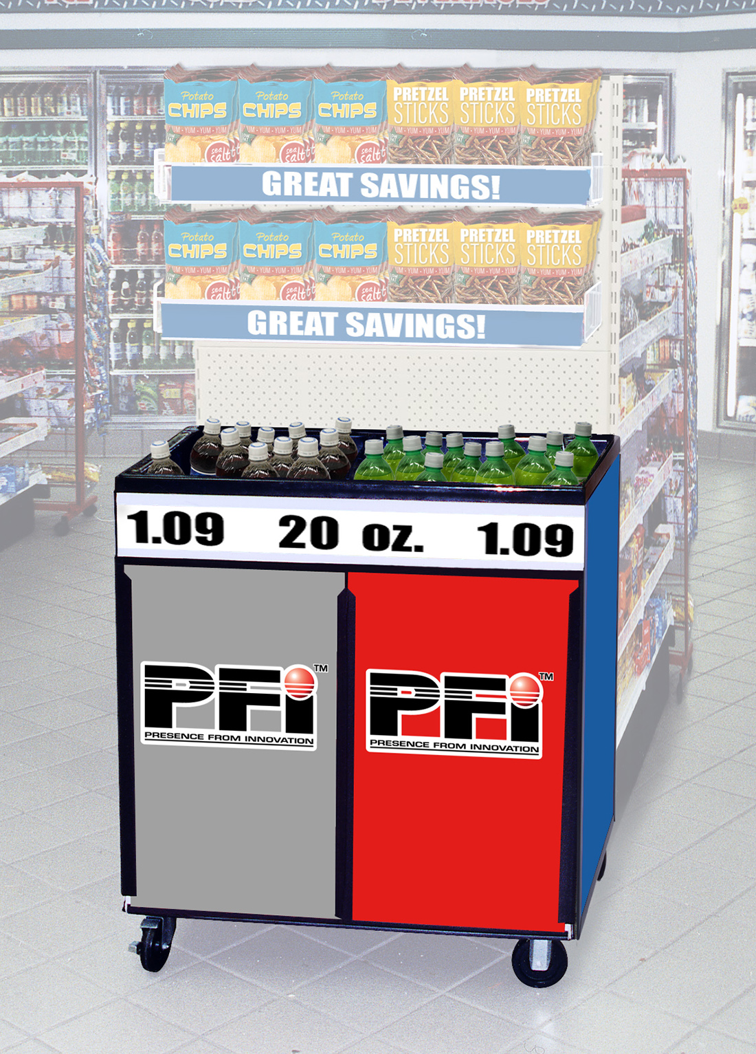 Polar End Cap