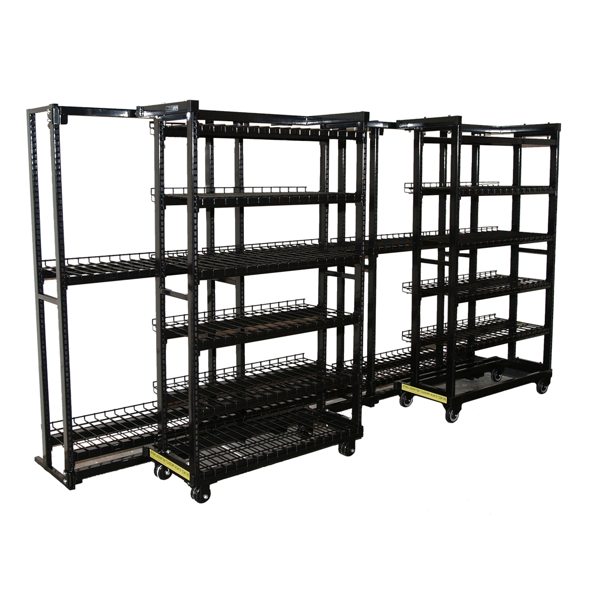 Stockmaster Shelving System