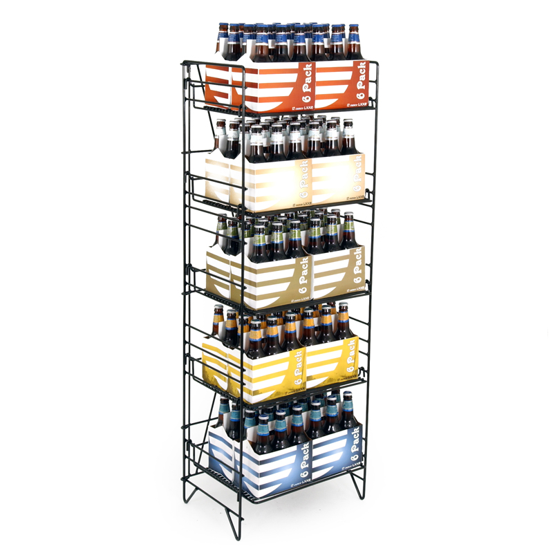 Foldout Wire Rack