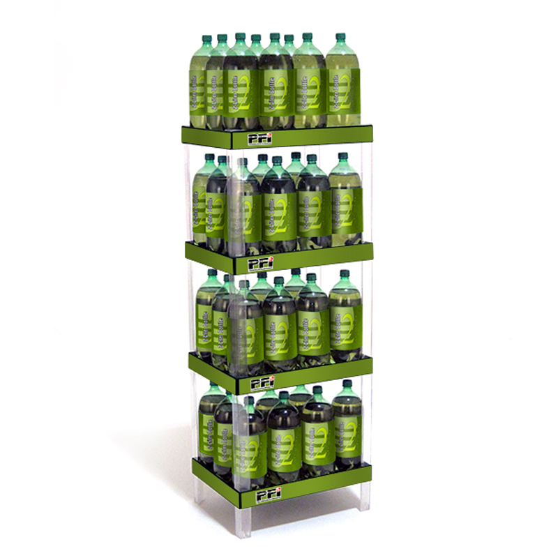 Showoff Spacesaver Display Rack